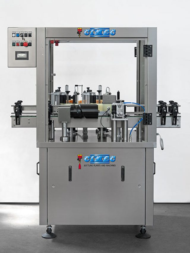2S linear adhesive labeller